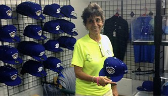 Working 4 the Cubs: Annette Bismarck