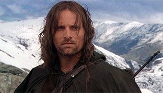 Aragorn's long, hard journey a lesson for all