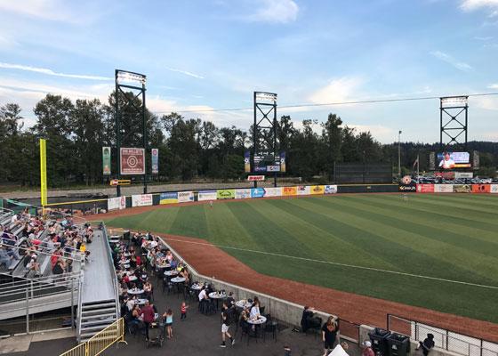 Center-field